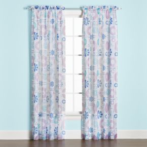 Saturday Knight, Ltd. 1-Panel Dream Window Curtain