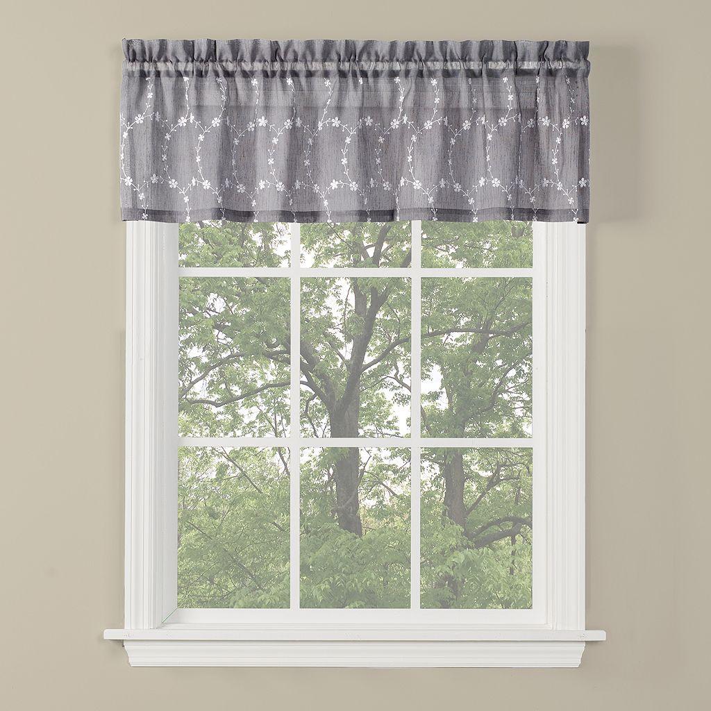 Saturday Knight, Ltd. Briarwood Window Valance
