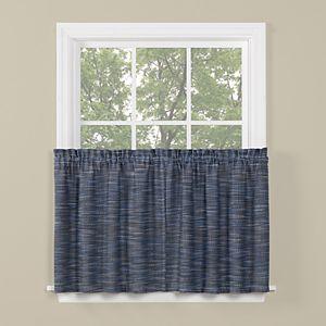 Saturday Knight, Ltd. Copeland Tier Kitchen Window Curtain Set