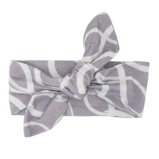 Baby Girl Itzy Ritzy Knot Happens Top Knot Headband