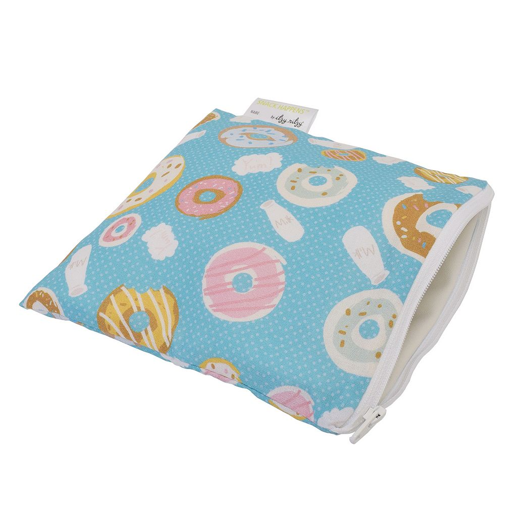 Itzy Ritzy Snack Happens Reusable Snack Bag
