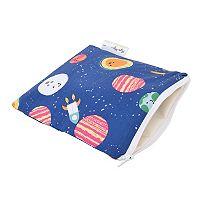 Itzy Ritzy Snack Happens Reusable Snack Bag