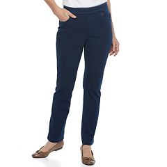 Women's Gloria Vanderbilt Pull-On Sheeting Pant