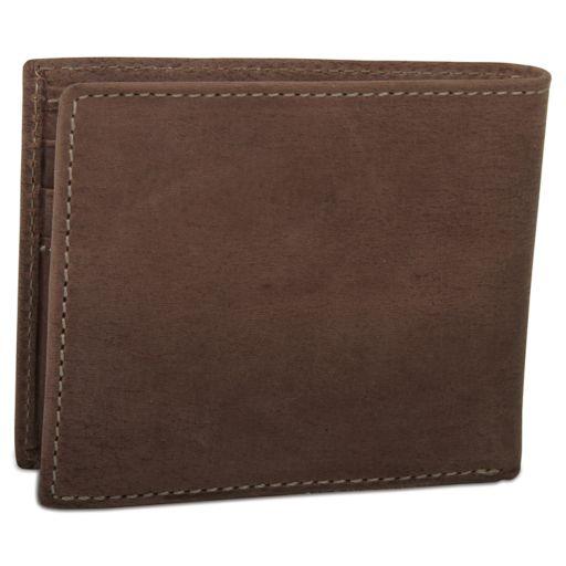 Buxton Expedition II RFID Slimfold Wallet
