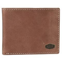 Buxton Expedition II RFID Slimfold Wallet