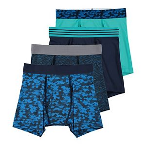 Boys 8-20 & Husky Tek Gear® 4-pk Performance Underwear