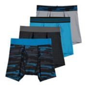 Boys 8-20 Tek Gear® 4-pk Performance Underwear
