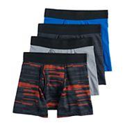 Boys 8-20 Tek Gear® 4 pkPerformance Underwear