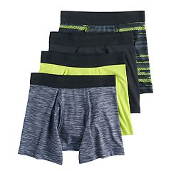 Boys 8-20 Tek Gear® 4 pkPerformance Underwear