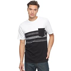 Men's Vans Lower Up Striped Tee