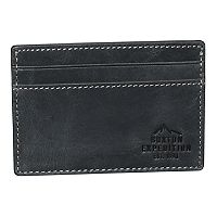 Buxton Expedition II RFID Front Pocket Get-Away Wallet