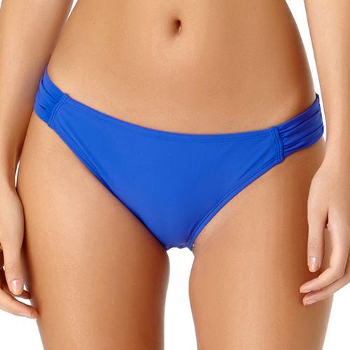 Juniors' California Sunshine Side Tab Hipster Bikini Bottoms