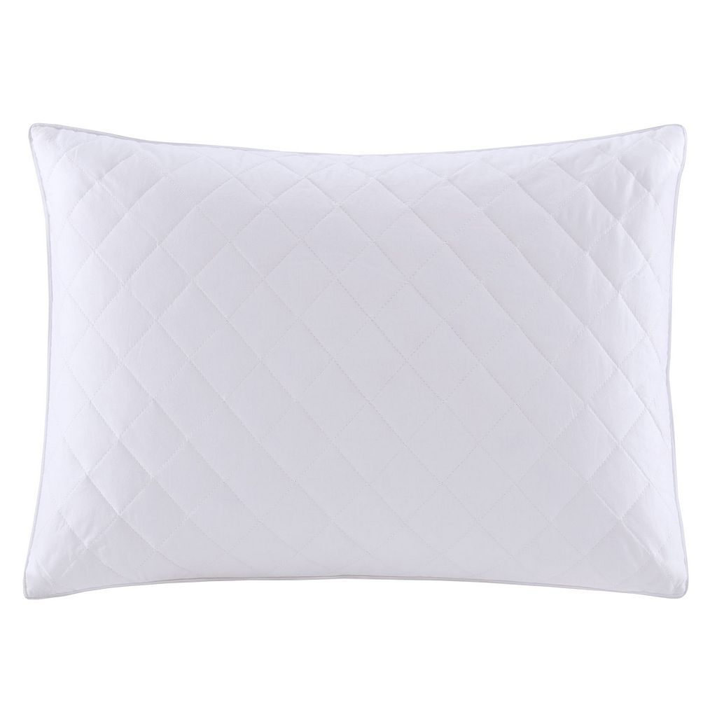 True North by Sleep Philosophy Quilted 2-pack 300 Thread Count Feather Pillow