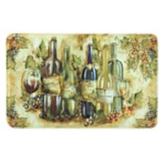 "Bacova Grapevine Memory Foam Kitchen Rug - 35"" x 22"""