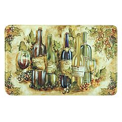 Bacova Grapevine Memory Foam Kitchen Rug - 35' x 22'
