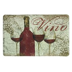 Bacova Vino Memory Foam Kitchen Rug - 35' x 22'