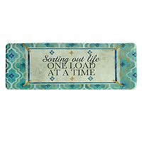 Bacova Sorting Life Out Memory Foam Rug Runner - 55