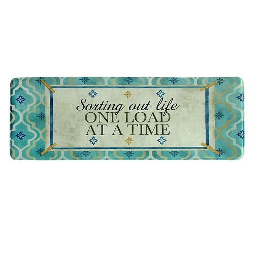 "Bacova Sorting Life Out Memory Foam Rug Runner - 55"" x 20"""