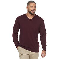 Men's Croft & Barrow® Thermolite V-Neck Sweater