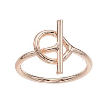 LC Lauren Conrad Toggle Ring