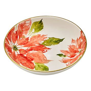 Certified International Home for the Holidays Serving Bowl