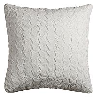 Rizzy Home Woven Crinkle Throw Pillow