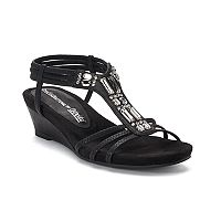 Croft & Barrow® Manor Women's Wedge Sandals