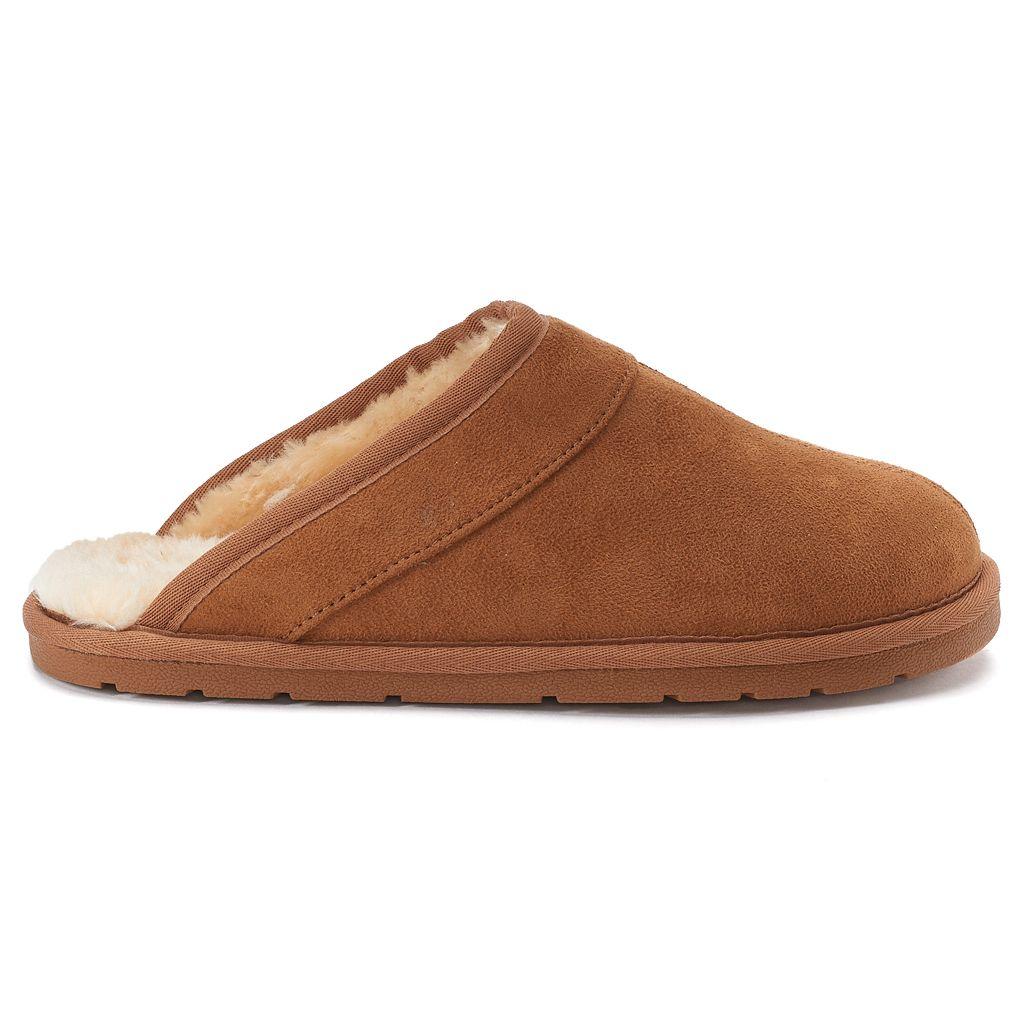 LAMO Men's Scuff Slippers