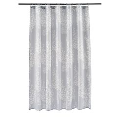 Saturday Knight, Ltd. Resting Garden Leaf Shower Curtain
