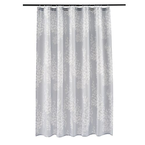 Saturday Knight Ltd Resting Garden Leaf Shower Curtain