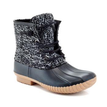 Henry Ferrera Mission 400 Women's Water Resistant Duck Winter Boots