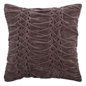 Rizzy Home Woven Throw Pillow
