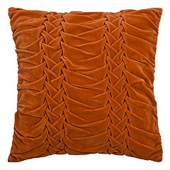 Rizzy Home Woven Throw Pillow