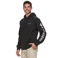 Big & Tall Columbia Viewmont Logo Hoodie