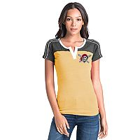 Women's Pittsburgh Pirates Colorblock Tee