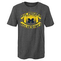 Boys 4-7 Michigan Wolverines Satellite Tee