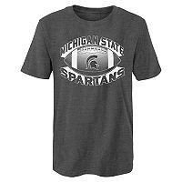 Boys 4-7 Michigan State Spartans Satellite Tee