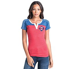 Women's Philadelphia Phillies Colorblock Tee