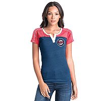 Women's Minnesota Twins Colorblock Tee