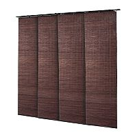 Radiance Bamboo Window Panel Shade