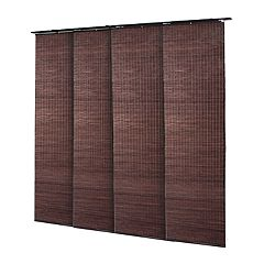 Radiance Bamboo Window Panel Shade