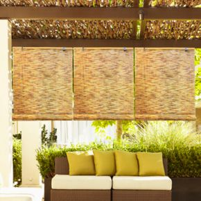 Radiance Woven Reed Light Filtering Roll Up Window Blind
