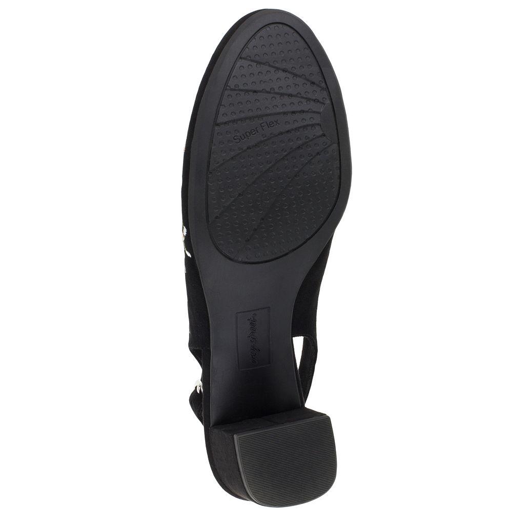 Easy Street Dainty Women's Slingback High Heels