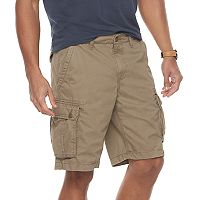 Men's SONOMA Goods for Life™ Modern-Fit Lightweight Twill Cargo Shorts