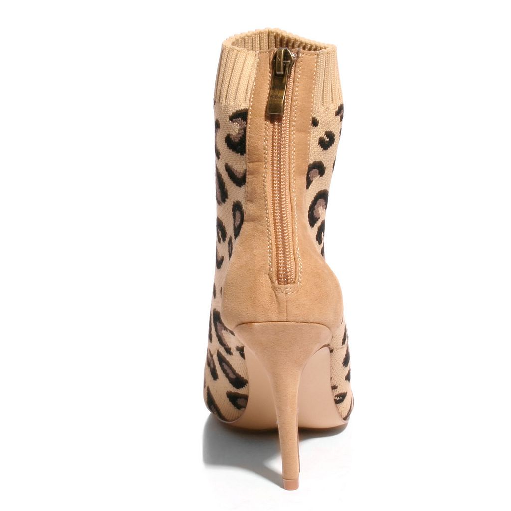2 Lips Too Too Marcie Women's Ankle Boots