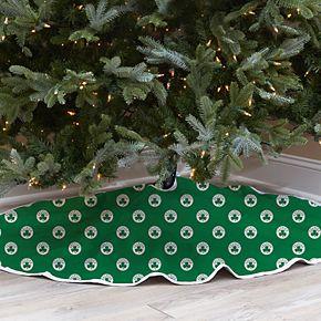 "Pegasus Sports Boston Celtics 52"" Christmas Tree Skirt"