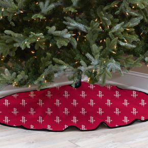 "Pegasus Sports Houston Rockets 52"" Christmas Tree Skirt"