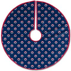 Pegasus Home Washington Wizards 52' Christmas Tree Skirt