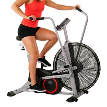 Sunny Health & Fitness Upright Tornado Air Bike