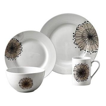 Tabletops Gallery Amanda 16-pc. Dinnerware Set